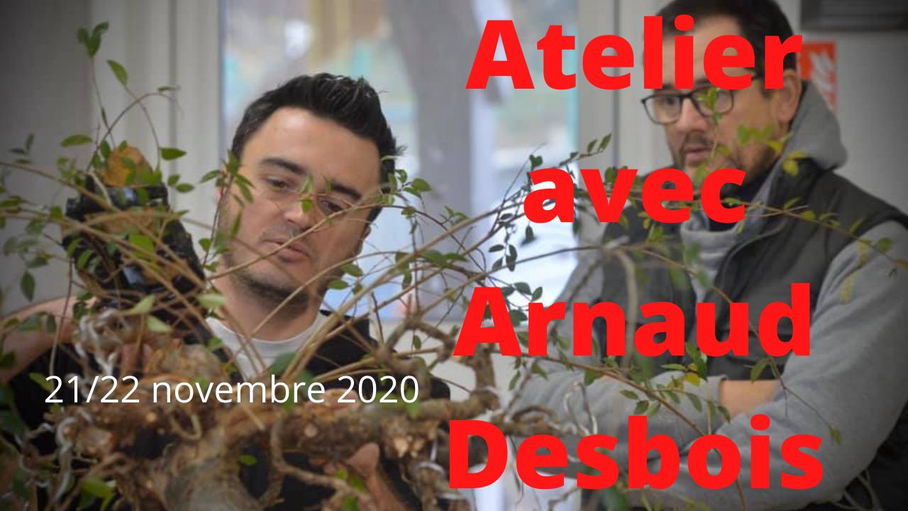 Atelier Arnaud Desbois